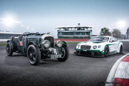 Generations of Speed_ Bentley Continental GT3 and the Birkin 'Blower' (1)