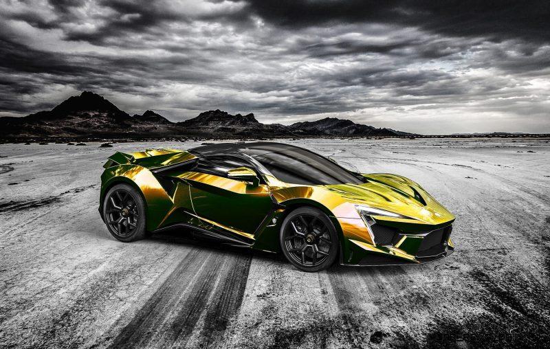 High Res - 2016 W Motors FENYR SuperSport COLORS 2