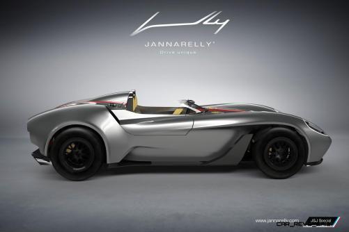 Jannarelly Design JD1 Prototyping 10
