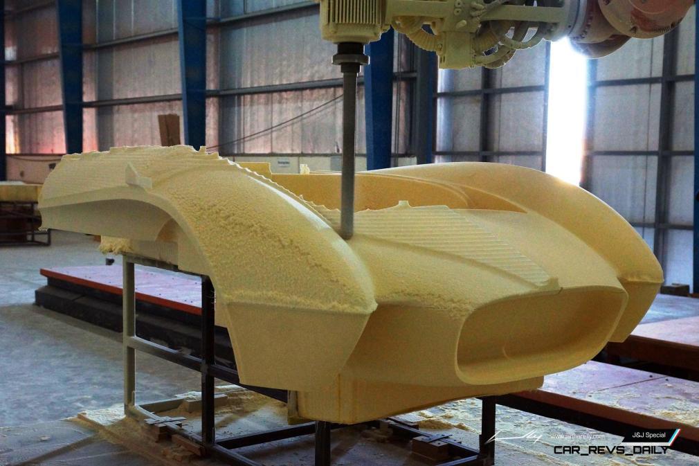 Jannarelly Design JD1 Prototyping 8
