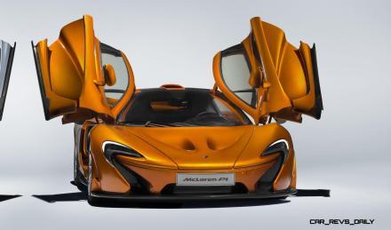 McLaren Wraps P1 Production 6