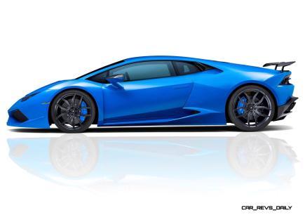 NOVITEC TORADO Lamborghini HURACAN N-LARGO Widebody 15