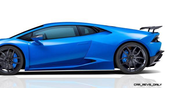 NOVITEC TORADO Lamborghini HURACAN N-LARGO Widebody 16