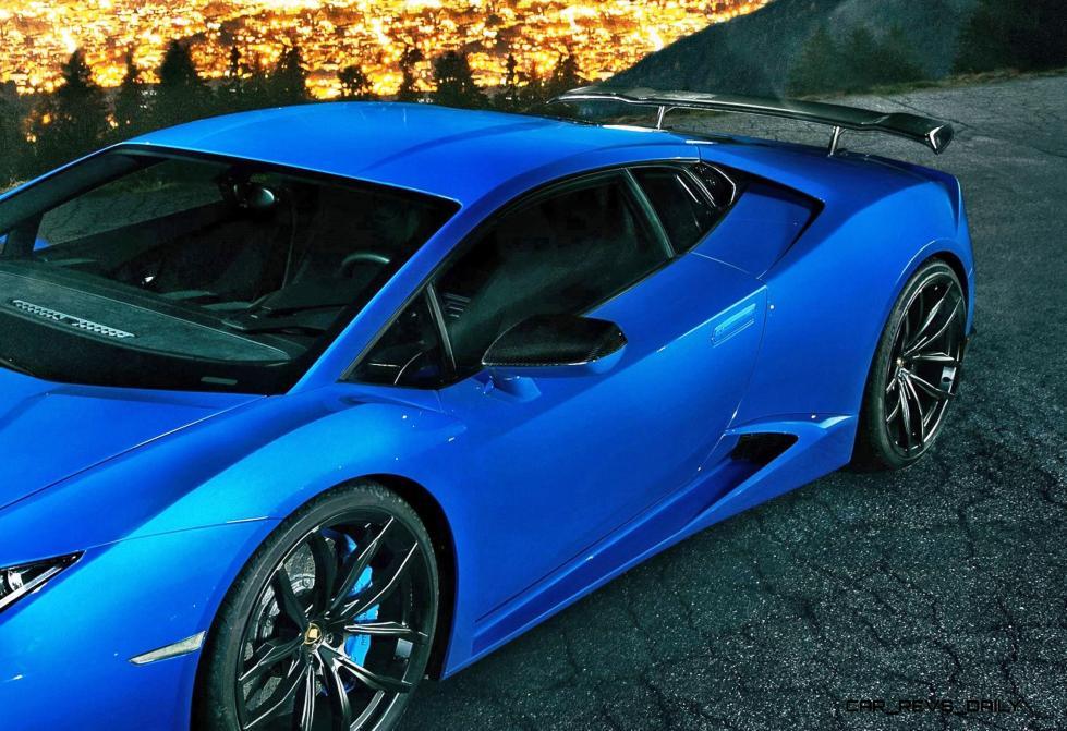 NOVITEC TORADO Lamborghini HURACAN N-LARGO Widebody 22