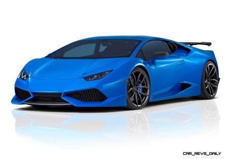NOVITEC TORADO Lamborghini HURACAN N-LARGO Widebody 3