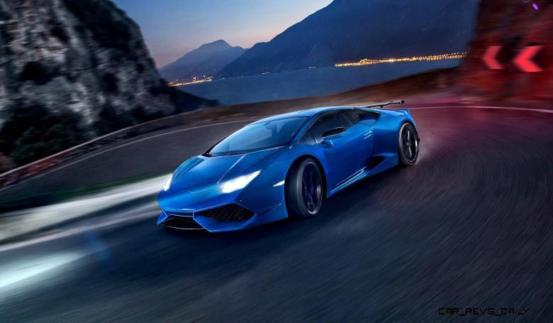 NOVITEC TORADO Lamborghini HURACAN N-LARGO Widebody 31
