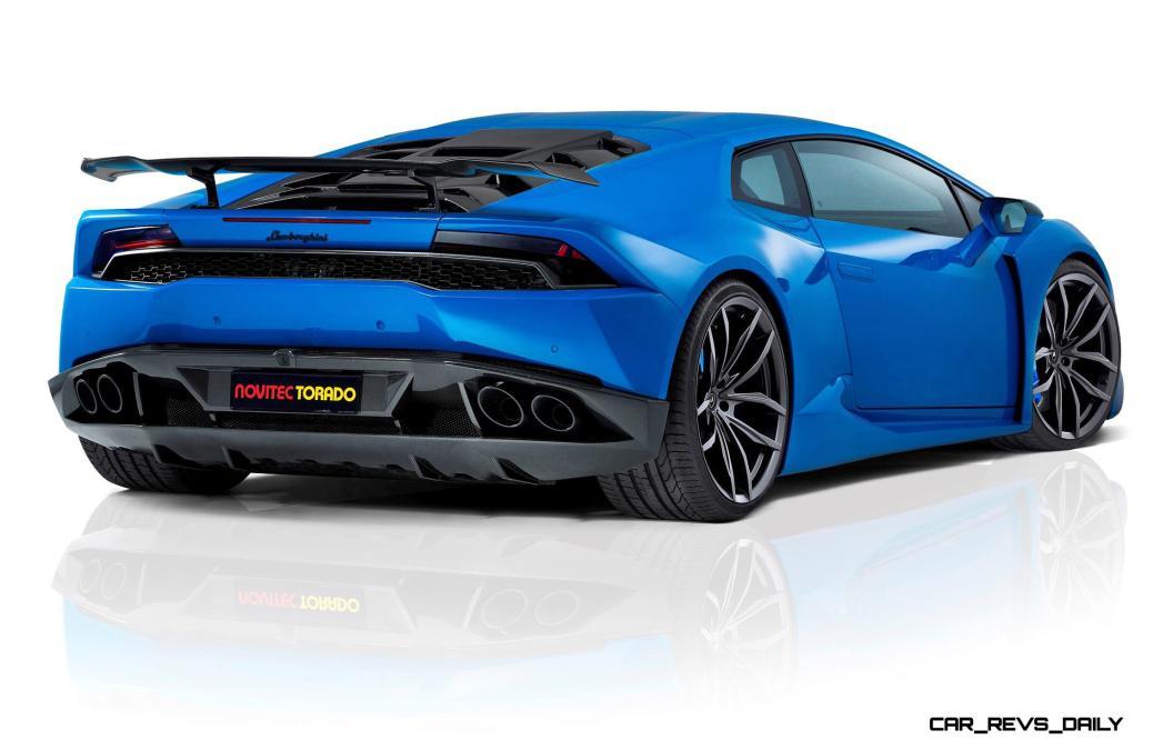 NOVITEC TORADO Lamborghini HURACAN N-LARGO Widebody 7