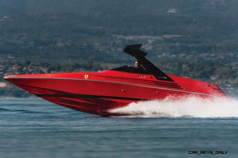 RM Sotheby's 1990 RIVA Ferrari 32 Speedboat 5