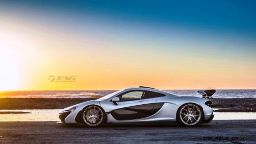 TAG Motorsports 2015 McLaren P1 HRE P101 Alloys 10