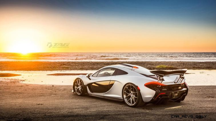 TAG Motorsports 2015 McLaren P1 HRE P101 Alloys 4