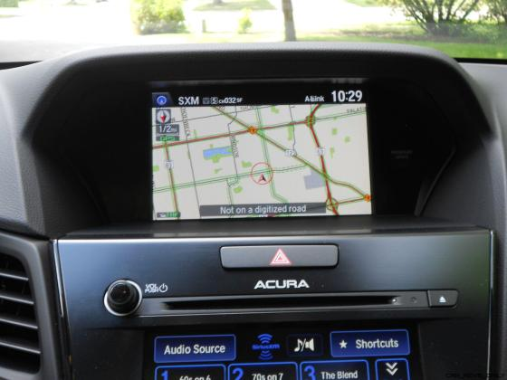 2016 Acura ILX Review 12