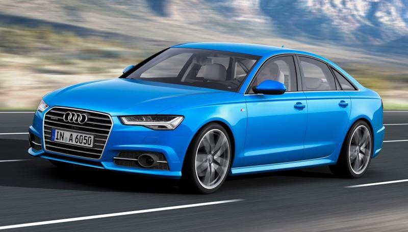 2016 Audi A6 3