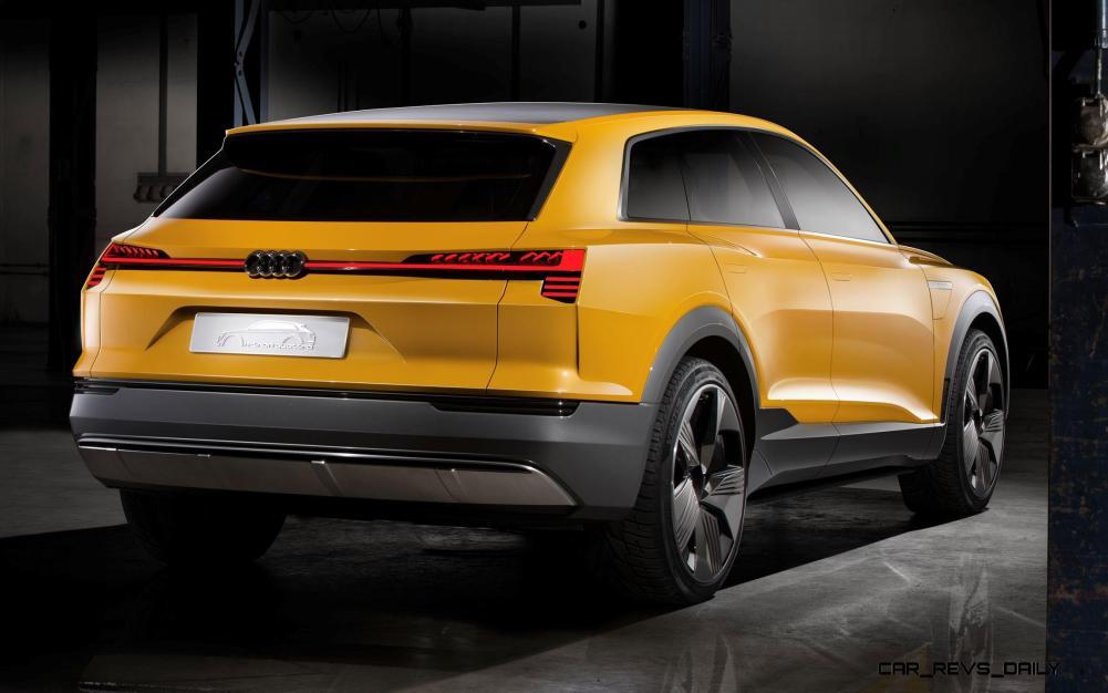 2016 Audi h-Tron Quattro Concept 24