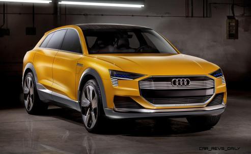 2016 Audi h-Tron Quattro Concept 26