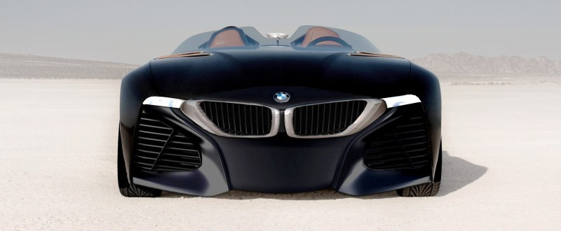 2016 BMW Z4 Rendering - Vision Car_Revs_Daily Future-Proofs 328 Hommage Concept 2