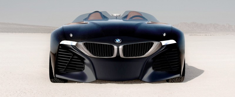 2016 BMW Z4 Rendering - Vision Car_Revs_Daily Future-Proofs 328 Hommage Concept 7