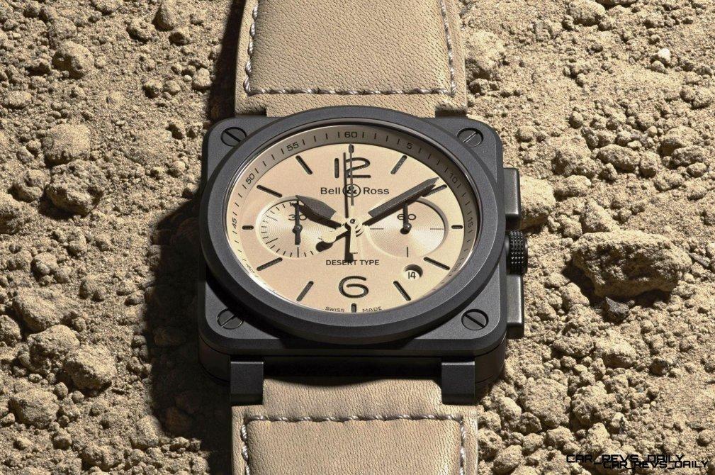 2016 Bell & Ross BR03 Desert Type 5