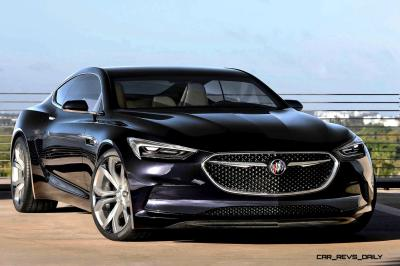 2016 Buick AVISTA Concept - SuperCoupe As First Glimpse of ...