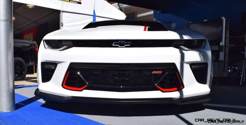 2016 Camaro SS with Chevrolet Performance Parts 12