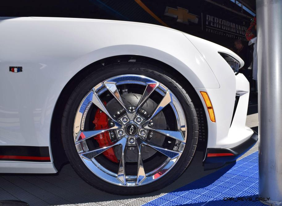 2016 Camaro SS with Chevrolet Performance Parts 18