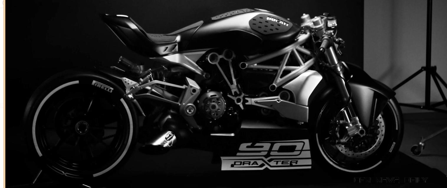 2016 DUCATI DraXter Concept Stills 20