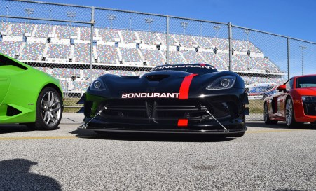 2016 Dodge VIPER ACR - Bondurant Black 11