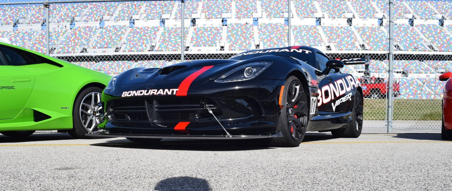 2016 Dodge VIPER ACR - Bondurant Black 16