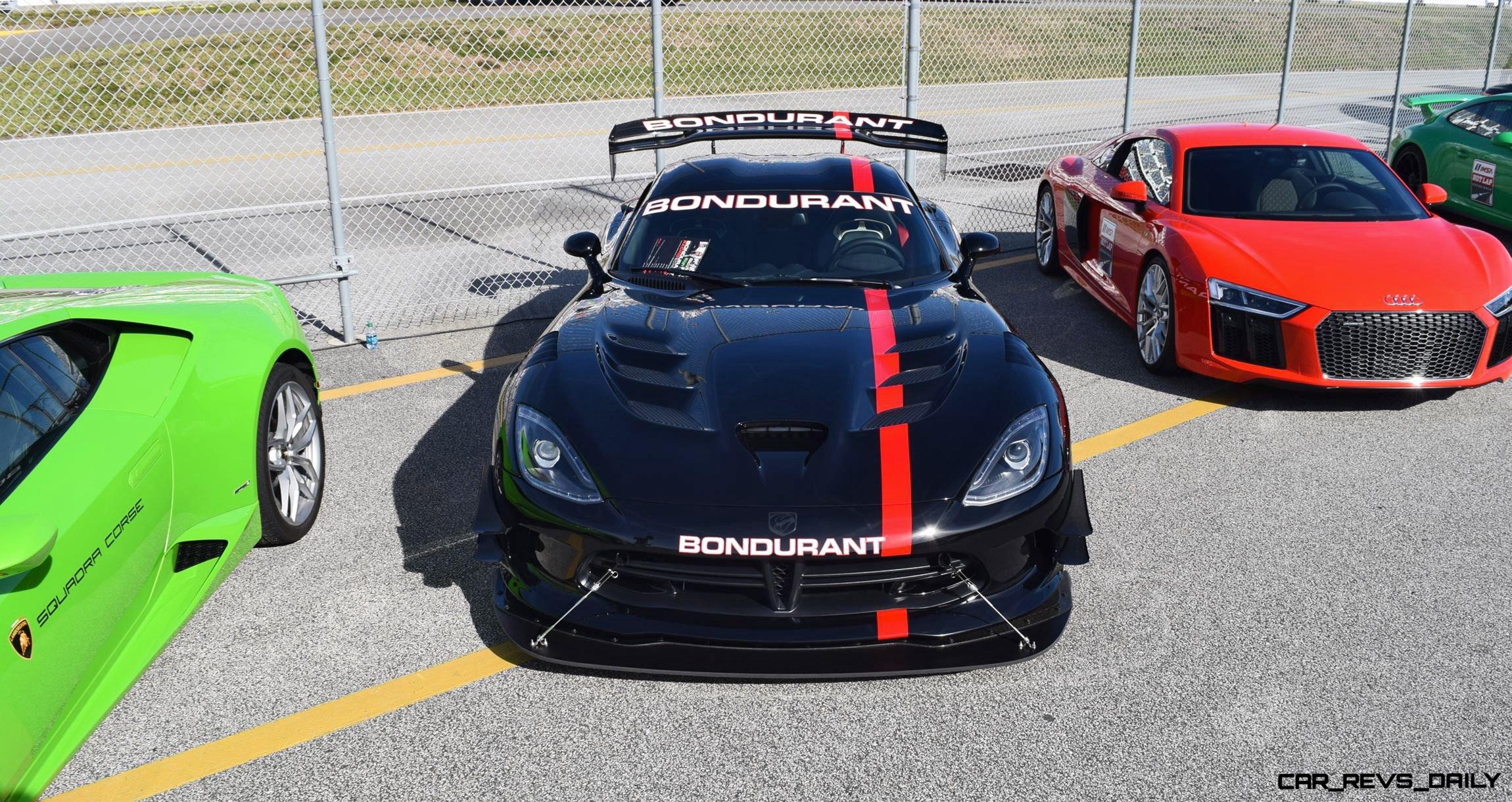 2016 Dodge VIPER ACR - Bondurant Black 4