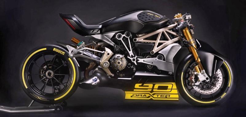 2016 Ducati Draxter Concept 1