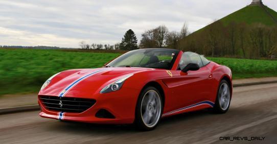 2016 Ferrari California T Red Tailor Made 4 copy