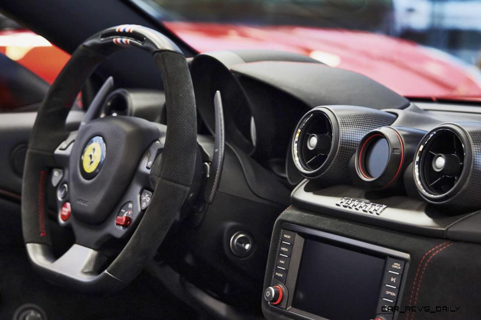 2016 Ferrari California T Red Tailor Made 4