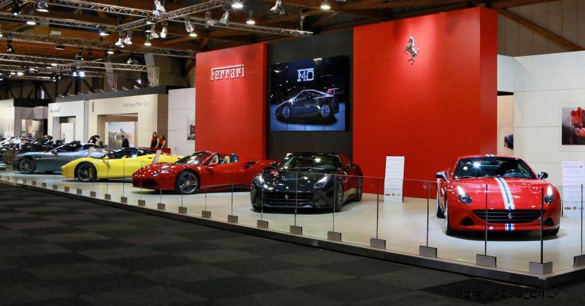 2016 Ferrari California T Red Tailor Made 7 copy