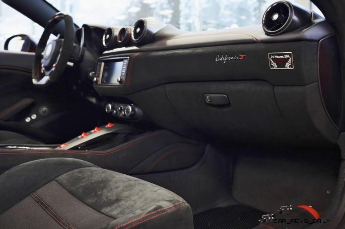 2016 Ferrari California T Red Tailor Made 7