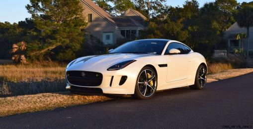 2016 JAGUAR F-Type R AWD White with Black Pack 10
