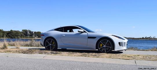2016 JAGUAR F-Type R AWD White with Black Pack 106