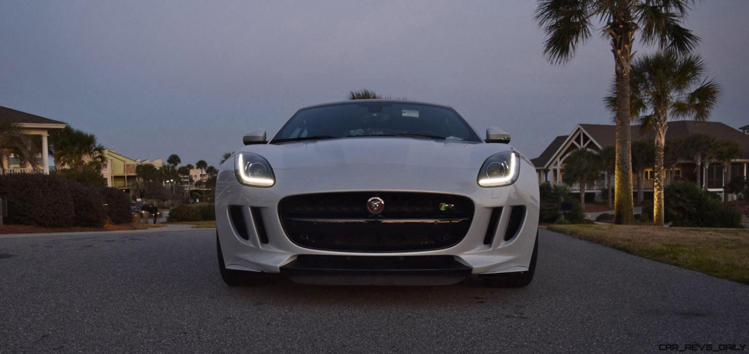 2016 JAGUAR F-Type R AWD White with Black Pack 29