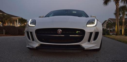 2016 JAGUAR F-Type R AWD White with Black Pack 32