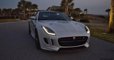 2016 JAGUAR F-Type R AWD White with Black Pack 33