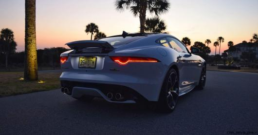 2016 JAGUAR F-Type R AWD White with Black Pack 40