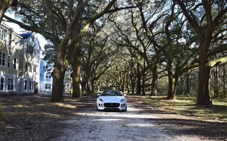 2016 JAGUAR F-Type R AWD White with Black Pack 81
