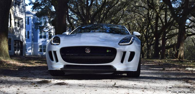 2016 JAGUAR F-Type R AWD White with Black Pack 91