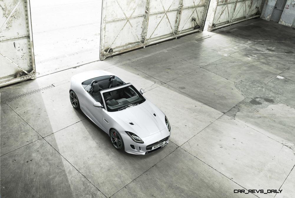 2016 Jaguar F-TYPE British Design Edition 13
