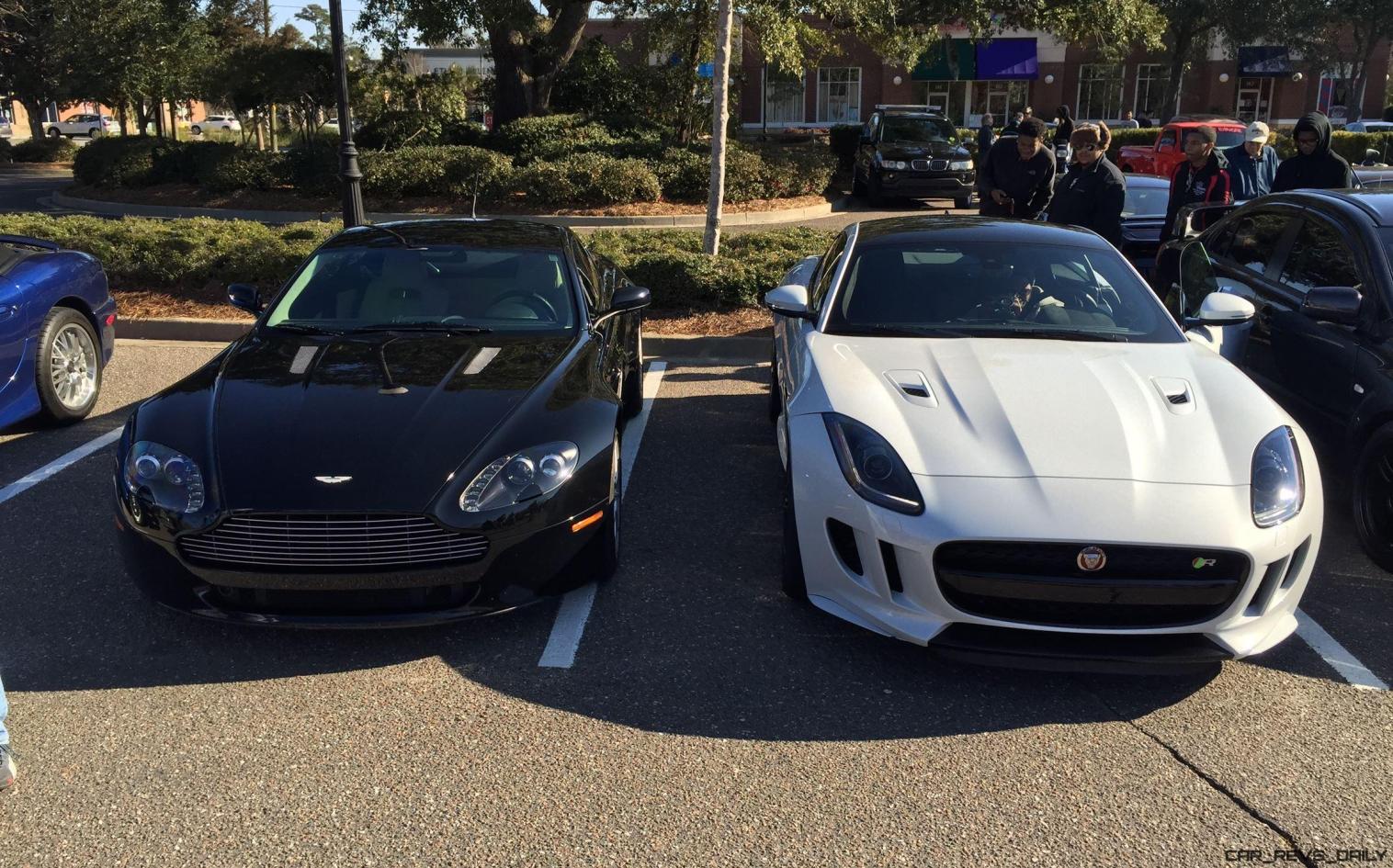 2016 Jaguar F-Type Coupe Meets Its Rivals 13