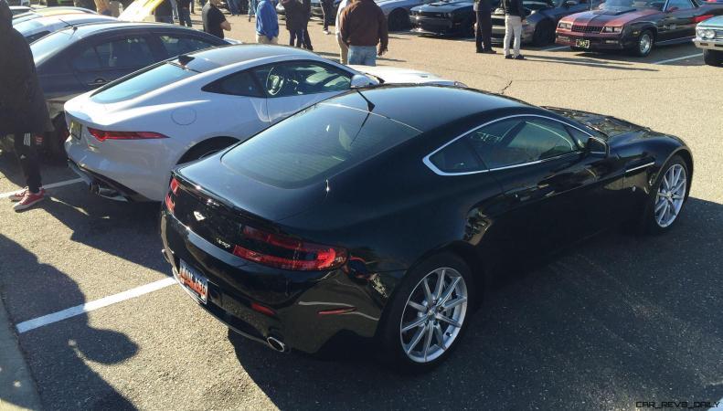 2016 Jaguar F-Type Coupe Meets Its Rivals 17