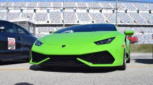 2016 Lamborghini HURACAN Verde Mantis 15