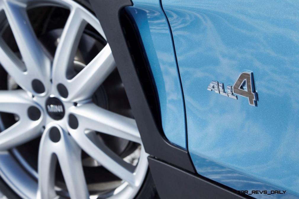 2016 MINI Clubman ALL4 Is New AWD, LWB Cooper S 74