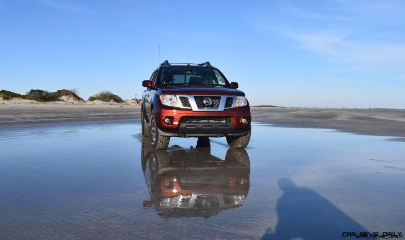 2016 Nissan FRONTIER Pro-4X V6 AWD 72