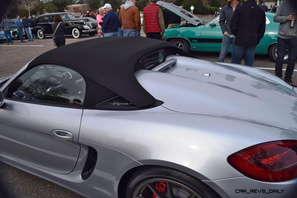 2016 Porsche BOXSTER SPYDER 27