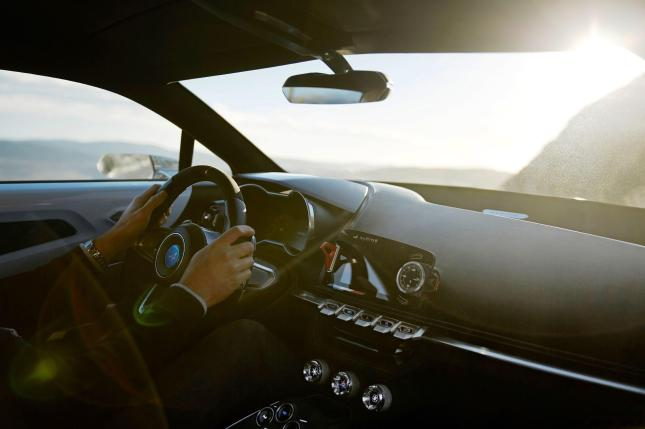 2016 Renault ALPINE Vision Concept 13