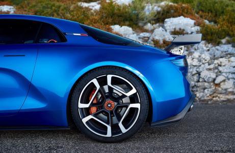 2016 Renault ALPINE Vision Concept 18